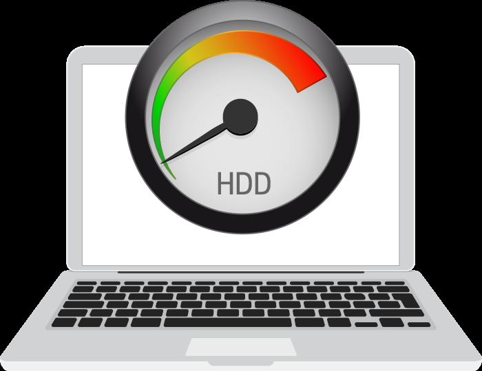 Lentezza Hard disk hdd now computer - Torino