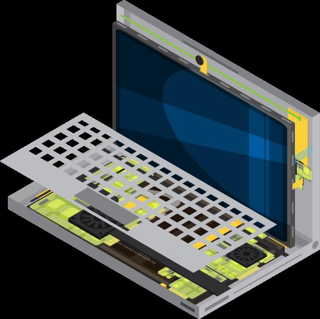 Riparazione pc portatile - Now Computer Torino